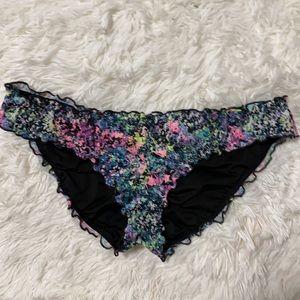 Victoria's Secret Ruffle Cheekini Bikini Bottom